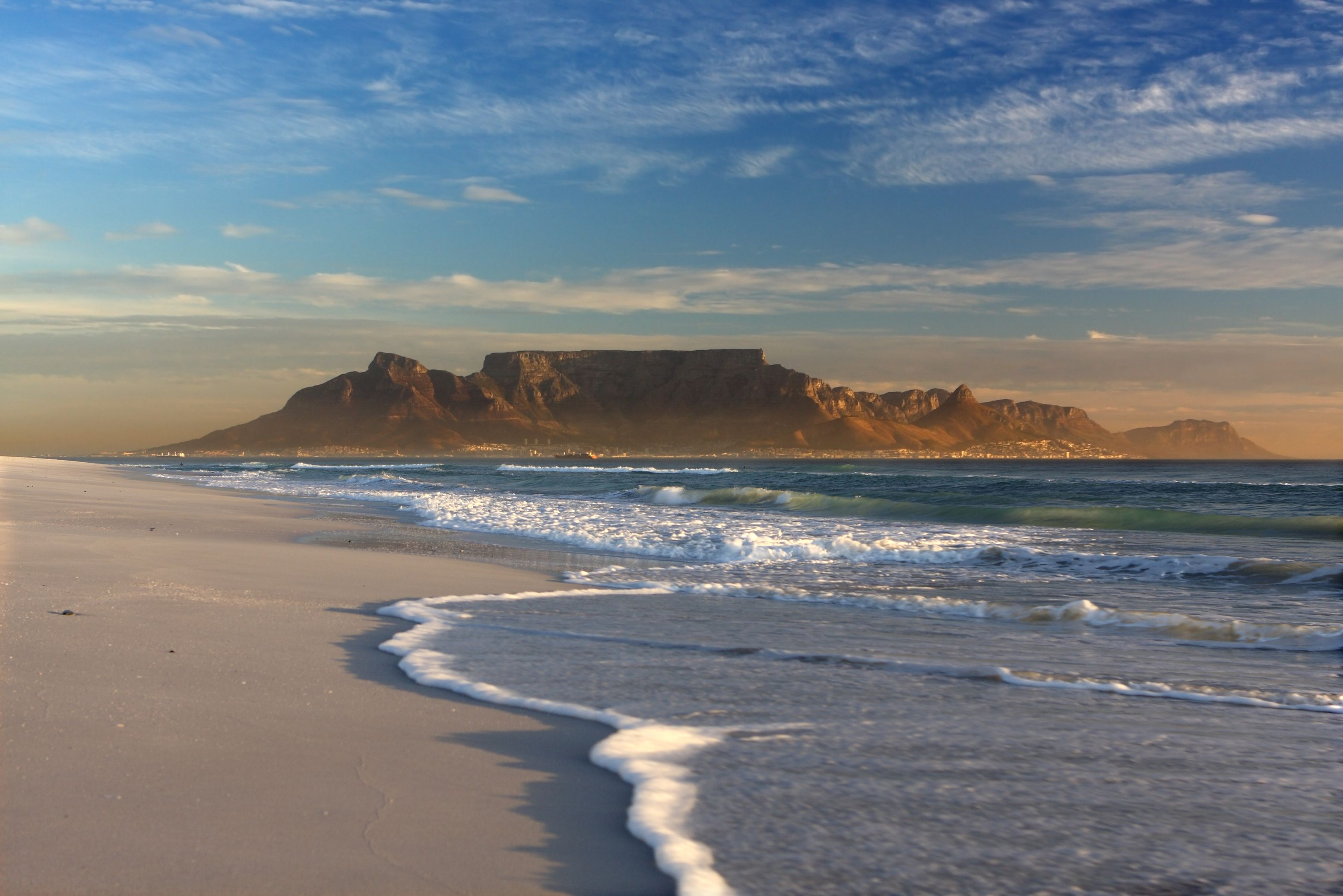 Stock Photo Tablemountain Cape Town 30216109